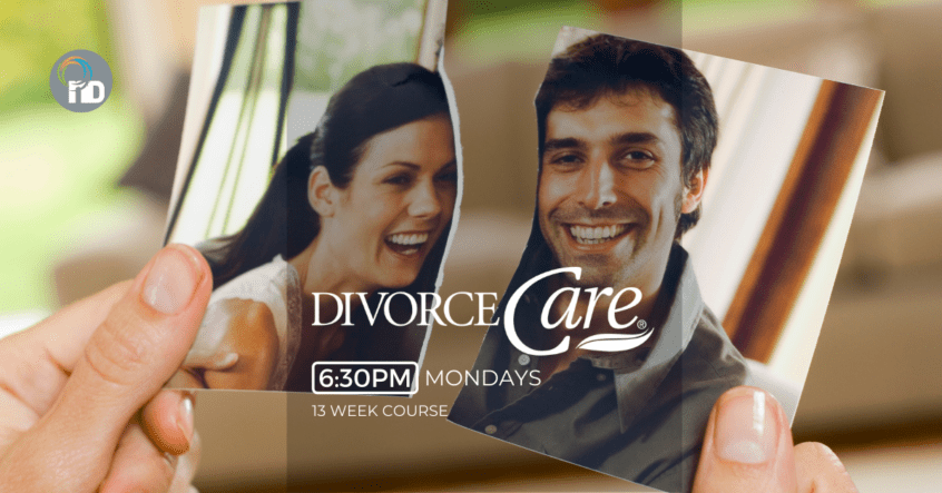 Divorce Care Ministry at newday church edenvale