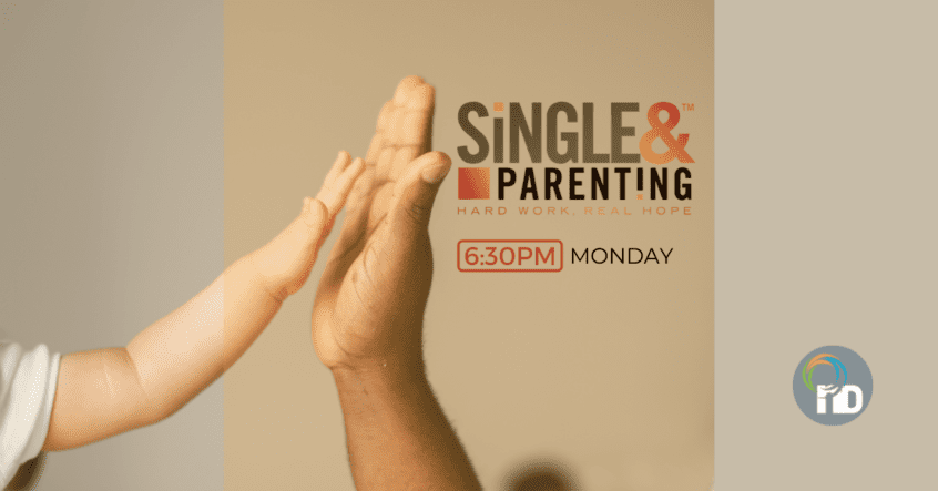 Single and Parenting Care Ministries at Newday Church Edenvale