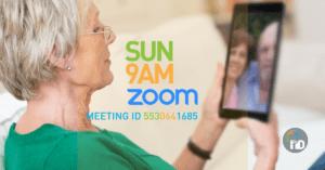 Sunday Morning Zoom with Julius Mullinder newDAY Church Edenvale