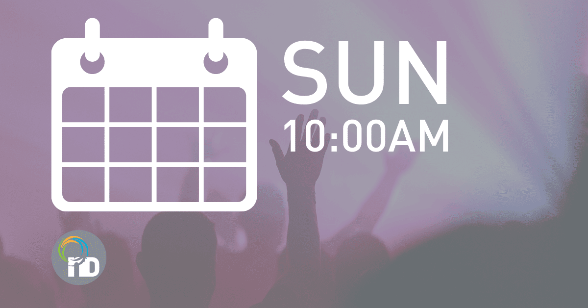 Sunday Services 9:30am at newDAY Church Edenvale