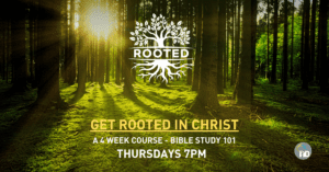 Get Rooted in Christ Course