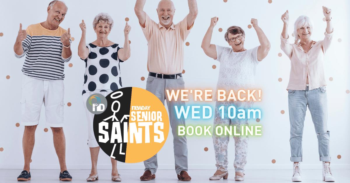 Senior Citizens Day - Senior Saints at Newday Church Edenvale