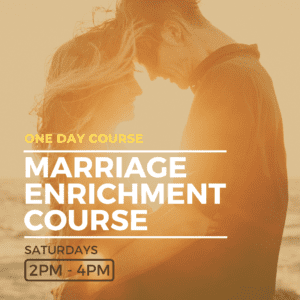 Marriage Enrichment Course at newDAY Church Edenvale
