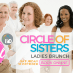 Circle of Sister Ladies Brunch at newDAY Church edenvale october 2020