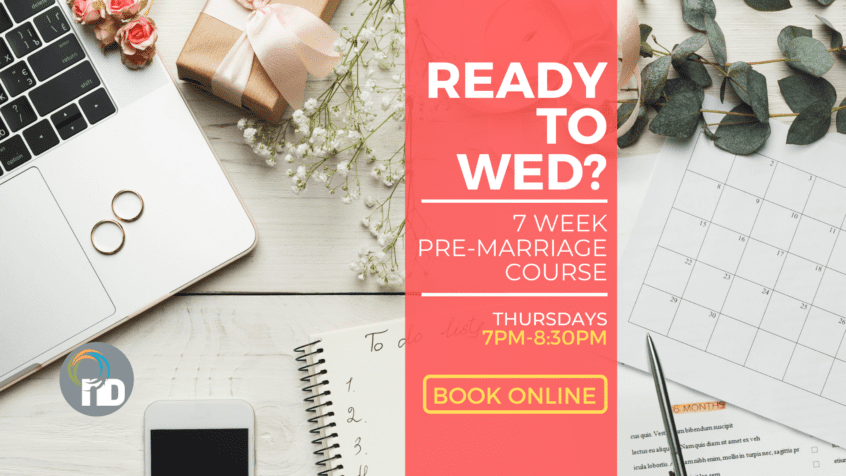 Pre-Marriage Course at newday church edenvale