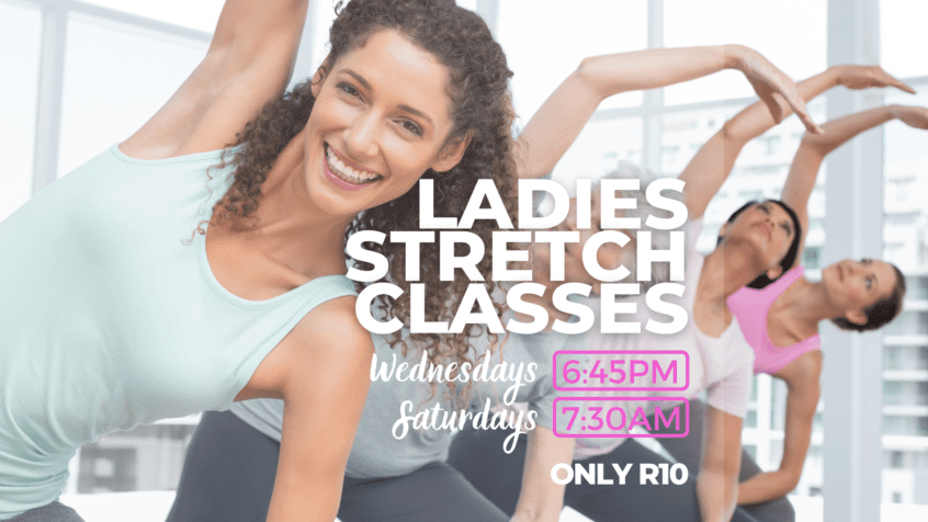 Ladies Stretching Classes at newDAY Church Edenvale