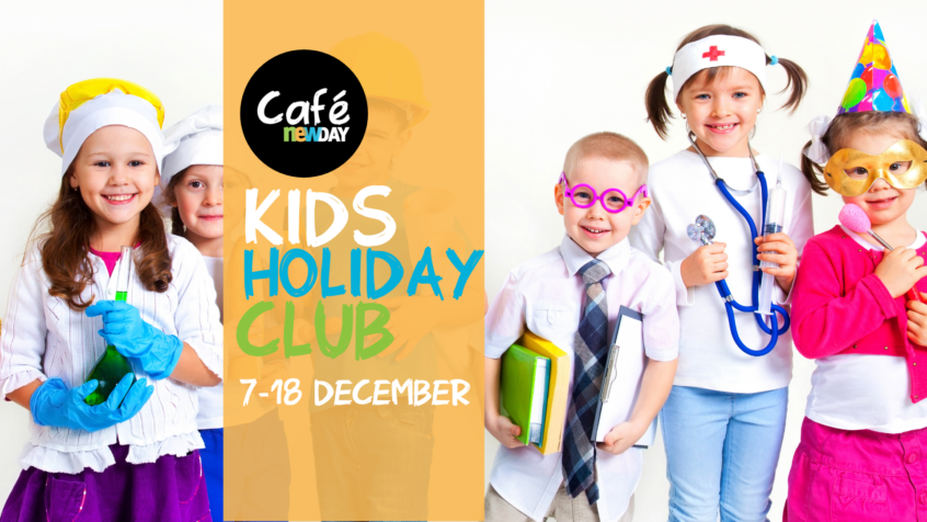 Kids Holiday Club at Café newDAY - newDAY Church Edenvale