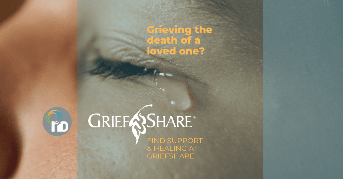 Grief Counselling East Rand - Grief Share Edenvale at newDAY Church