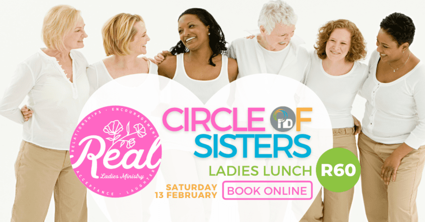 Ladies Lunch - Circle of Sisters - newDAY Church Edenvale