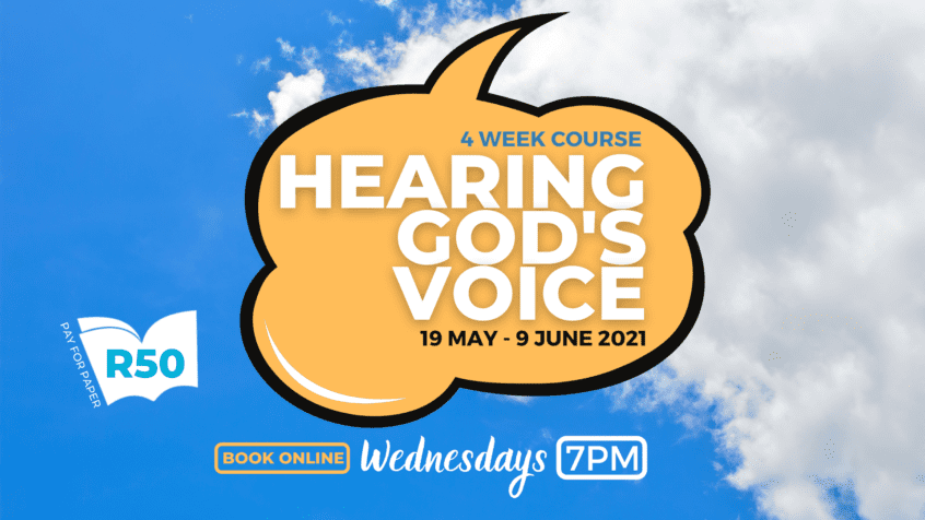 How to Hear from God   Learn with newDAY Church Edenvale