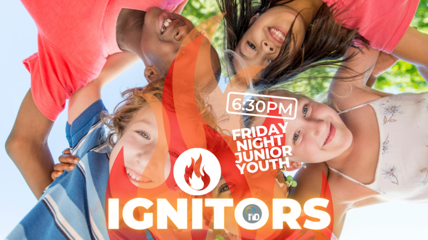 Junior Youth Group Meetings | Ignitors