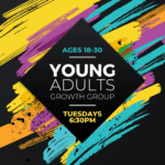 Young Adults Bible Study - Growth Group - newDAY Church Edenvale