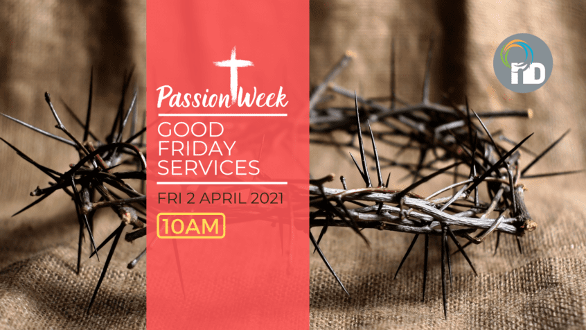 Easter Friday Service 10AM - newDAY Church Edenvale