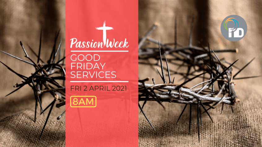 Easter Friday Service 8AM - newDAY Church Edenvale