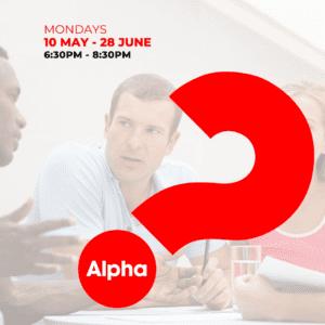 Alpha Course Edenvale - newDAY Church Edenvale