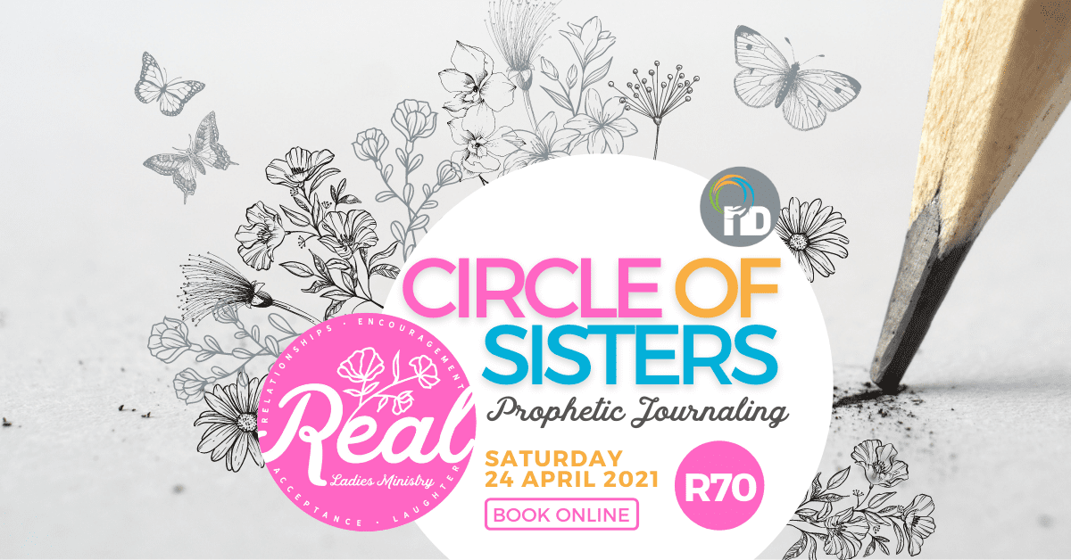 Ladies Afternoon Event - Prophetic Journaling at newDAY Church Edenvale