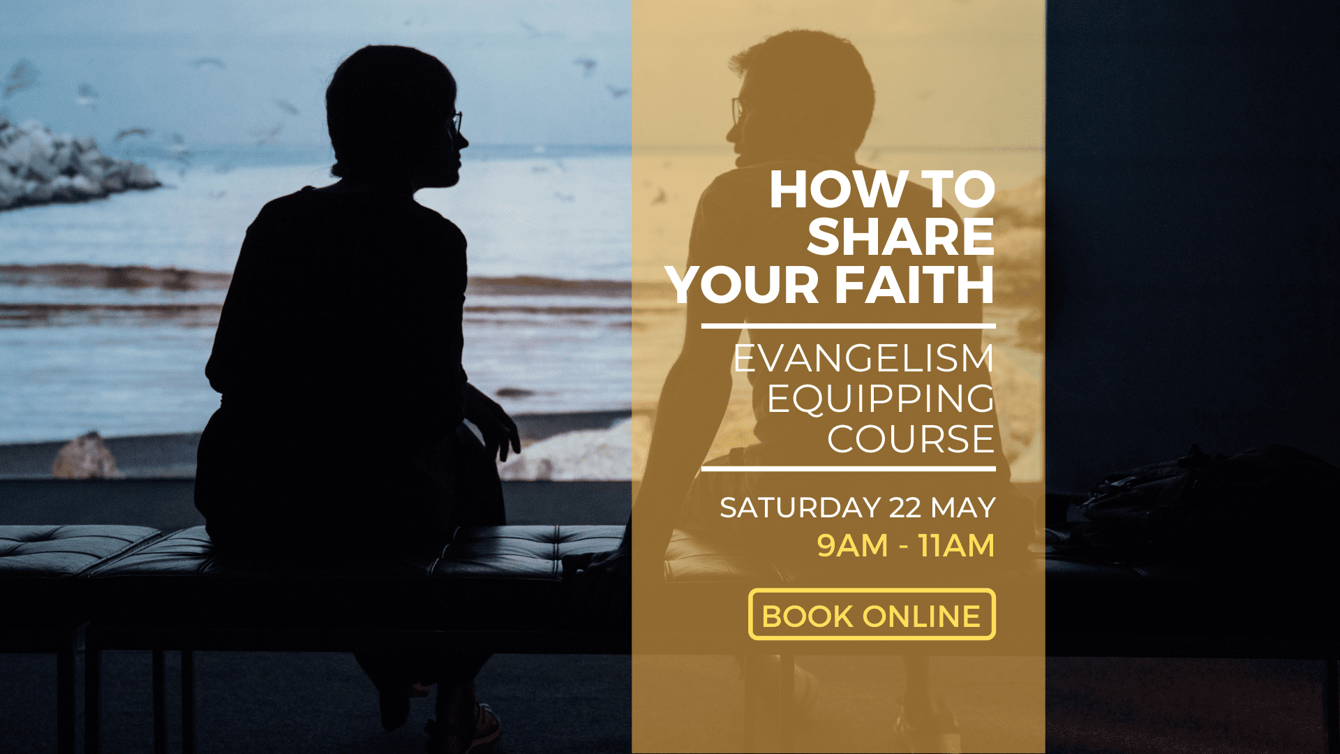 Evangelism Equipping Course | How to Share your Faith at newDAY Church Edenvale
