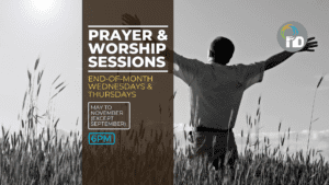Prayer and Worship Sessions Monthly at newDAY Edenvale Church
