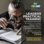 Christian Leaders Practical Training | Religious Christian Practitioner ay newDAY Bible College
