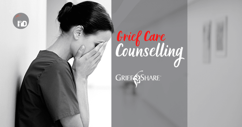 Grief Care Counselling - GriefShare at newDAY Church Edenvale