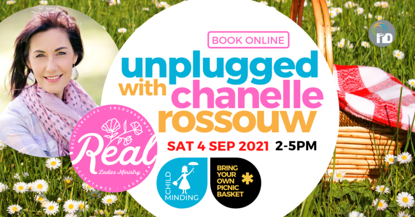 Ladies Ministry Afternoon Edenvale | Chanelle Roussouw Unplugged at newDAY Church Edenvale