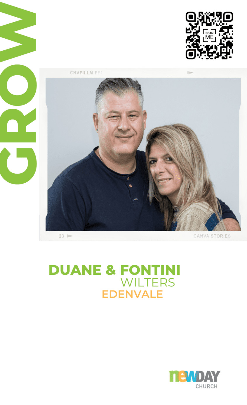 Duane and Fontini Withers- Grow Group Edenvale