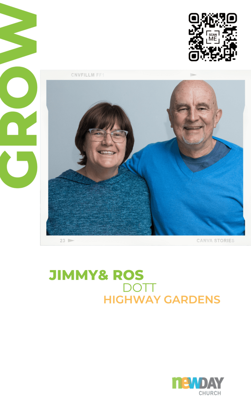 Jimmy and Ros Dott - Grow Group Highway Gardens