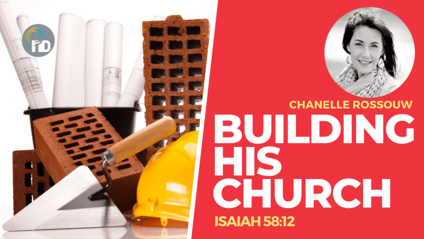 Jesus Building His Church - Chanelle Rossouw at newDAY Church Edenvale